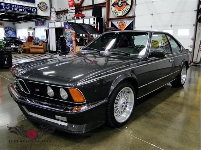 1984 BMW M635 CSi (CC-1301719) for sale in Beverly, Massachusetts
