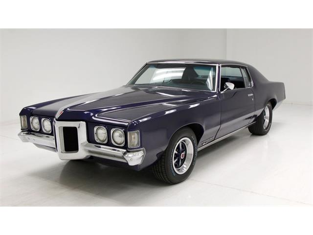 1969 Pontiac Grand Prix (CC-1300172) for sale in Morgantown, Pennsylvania