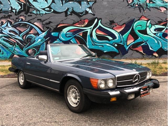 1984 Mercedes-Benz 380SL (CC-1301720) for sale in Los Angeles, California