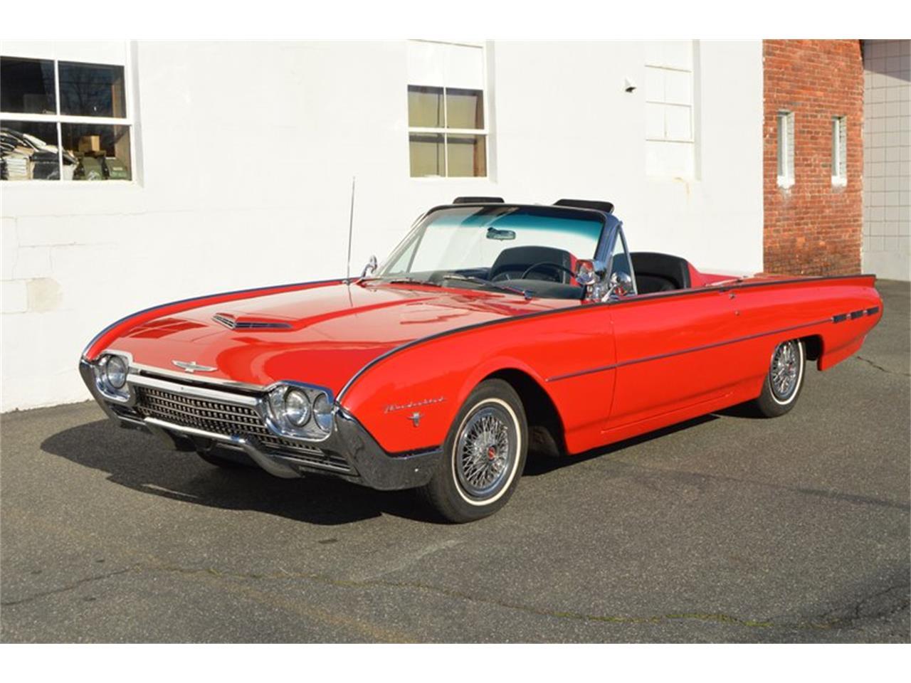 1962 Ford Thunderbird (CC-1301721) for sale in Springfield, Massachusetts