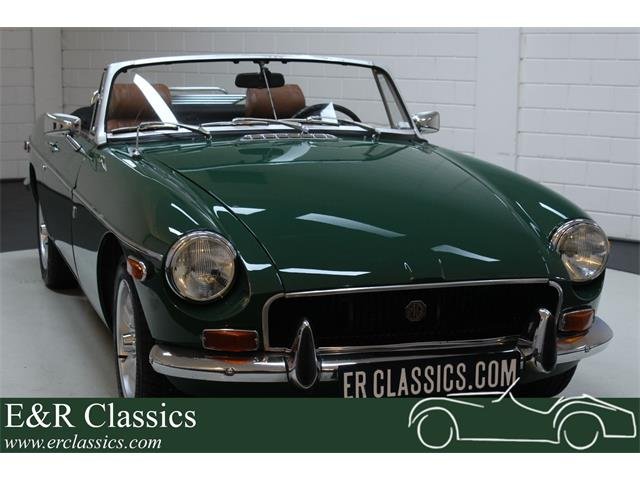 1972 MG MGB (CC-1301749) for sale in Waalwijk, Noord-Brabant