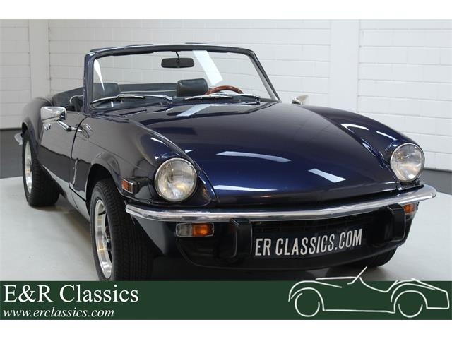 1976 Triumph Spitfire (CC-1301751) for sale in Waalwijk, Noord-Brabant