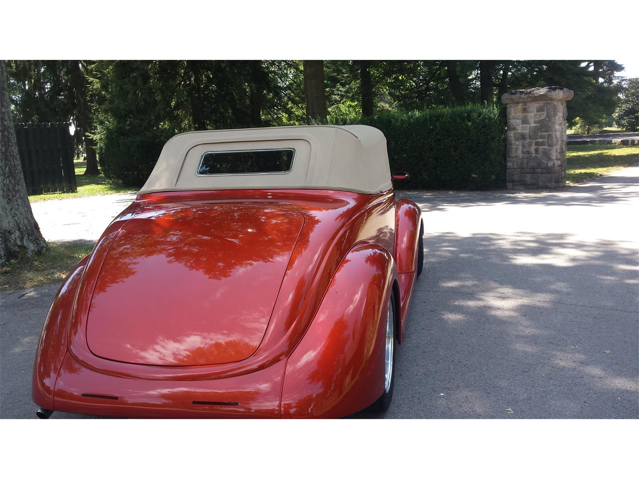 1937 Ford Convertible (CC-1301761) for sale in Versailles , Kentucky
