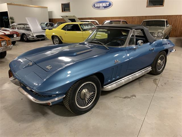 1966 Chevrolet Corvette Stingray (CC-1301765) for sale in Toronto, Ontario