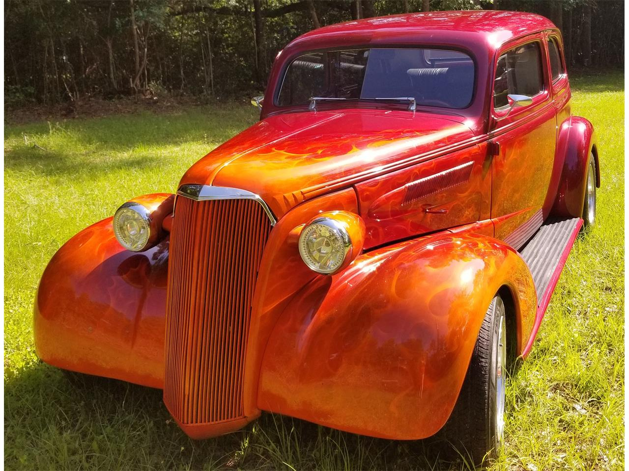 1937 Chevrolet 2-Dr Sedan (CC-1301774) for sale in Kountze, Texas