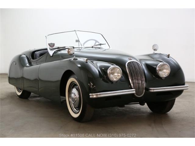 1950 Jaguar XK120 (CC-1301797) for sale in Beverly Hills, California
