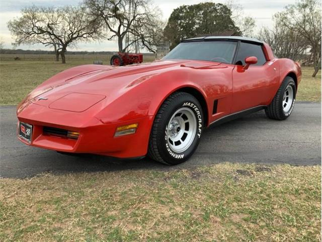 1980 Chevrolet Corvette (CC-1301820) for sale in Fredericksburg, Texas