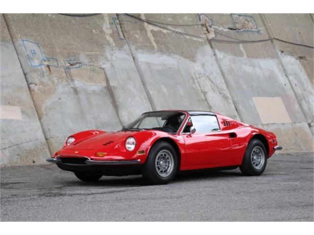 1974 Ferrari Dino 246 GTS (CC-1301825) for sale in Astoria, New York