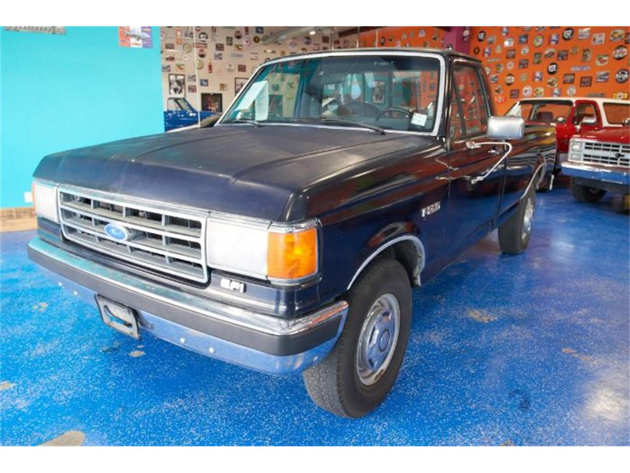 1989 Ford F250 (CC-1301829) for sale in Cadillac, Michigan
