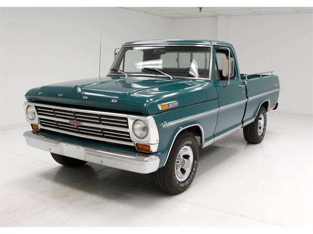 1968 Ford F100 (CC-1300183) for sale in Morgantown, Pennsylvania