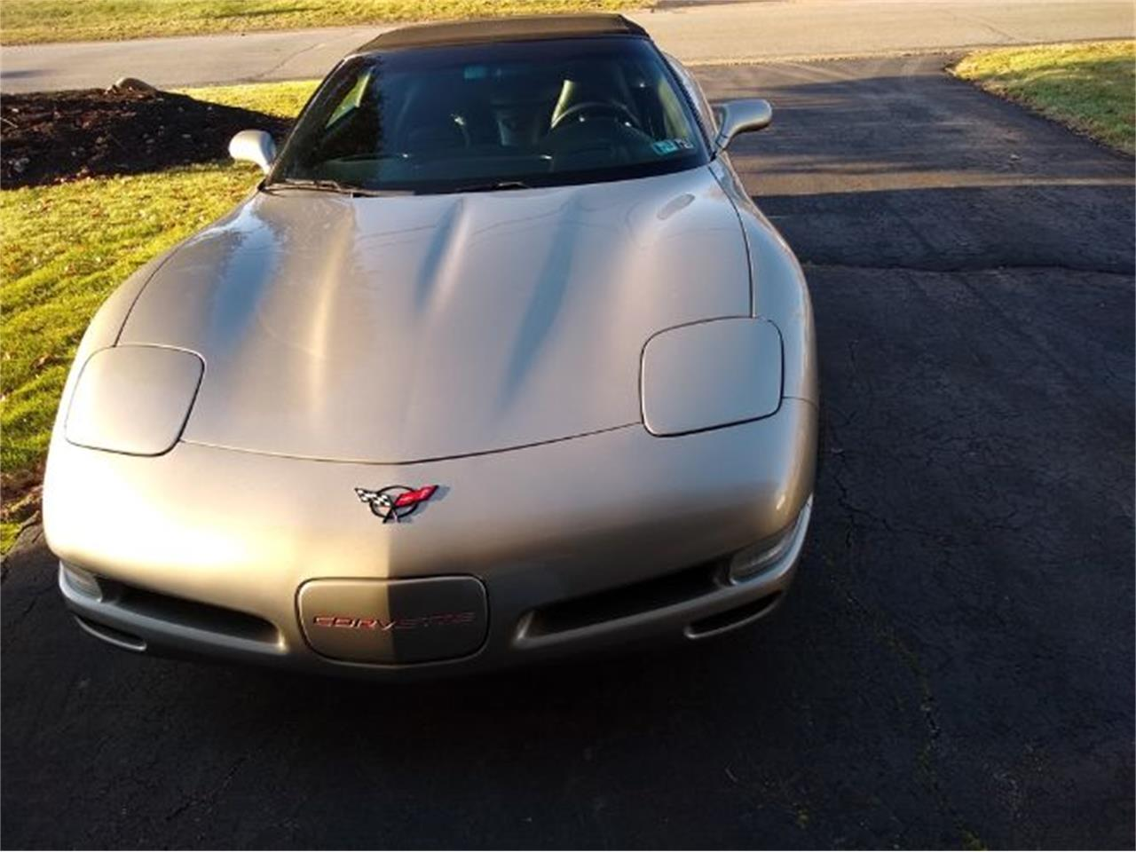 2000 Chevrolet Corvette (CC-1301852) for sale in Cadillac, Michigan