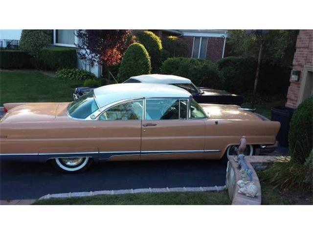 1956 Lincoln Premiere (CC-1301860) for sale in Cadillac, Michigan