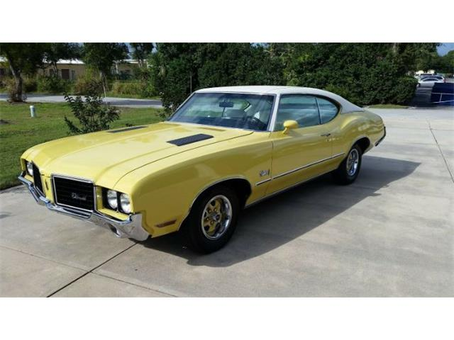 1972 Oldsmobile Cutlass (CC-1301866) for sale in Cadillac, Michigan