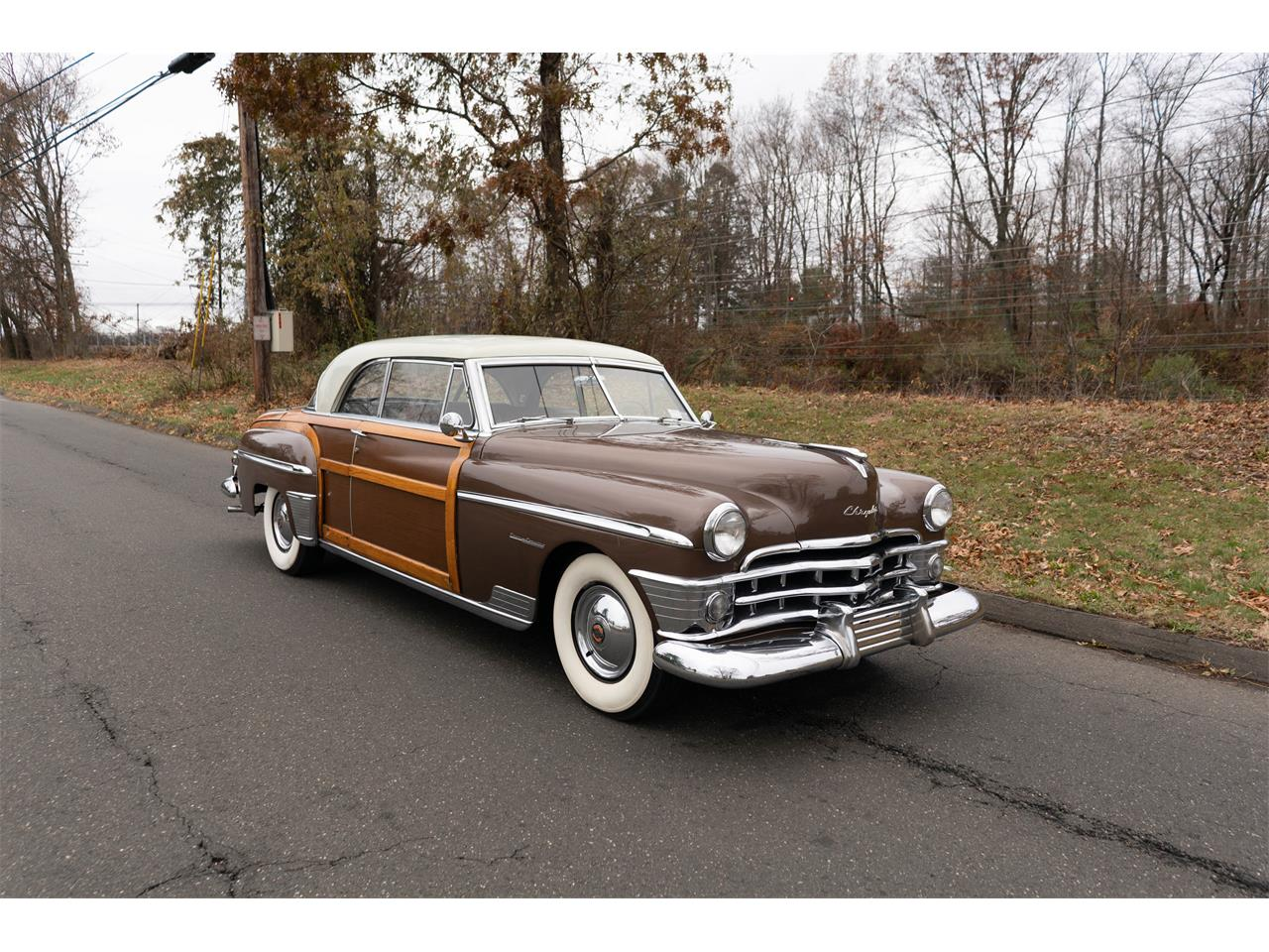 1950 Chrysler Town & Country (CC-1301895) for sale in Orange, Connecticut