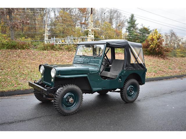 1947 Willys CJ2A (CC-1301896) for sale in Orange, Connecticut