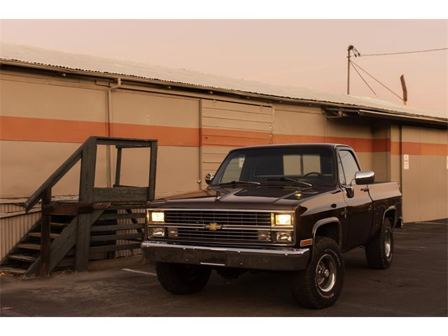 1983 Chevrolet K-10 (CC-1301903) for sale in Quinlan, Texas