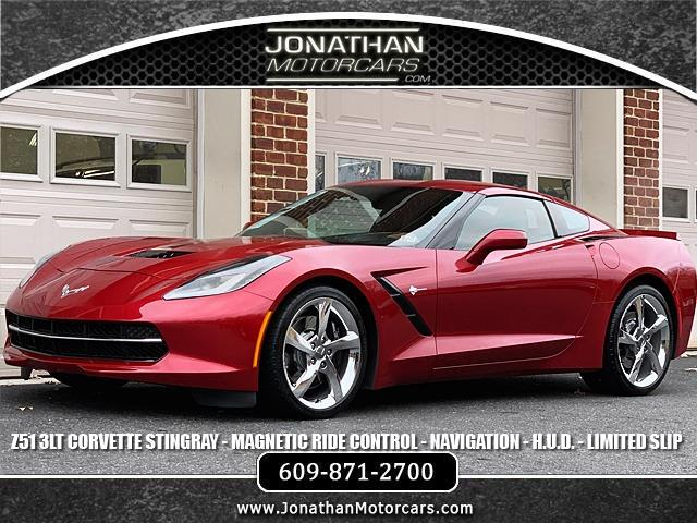 2014 Chevrolet Corvette Stingray (CC-1301908) for sale in Edgewater Park, New Jersey