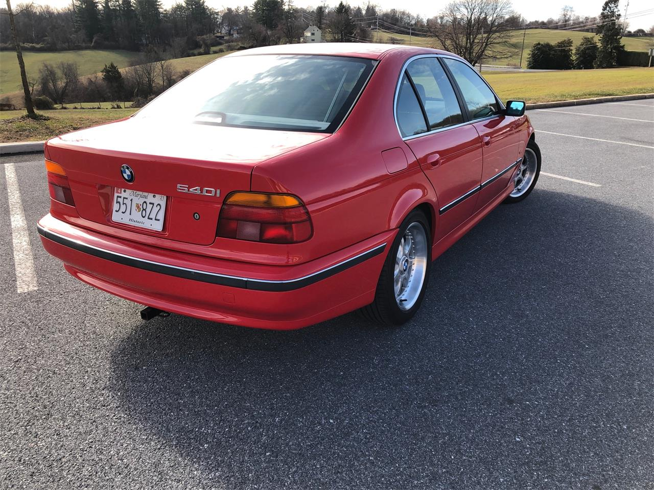 1997 BMW 5 Series (CC-1301909) for sale in Hunt Valley, Maryland