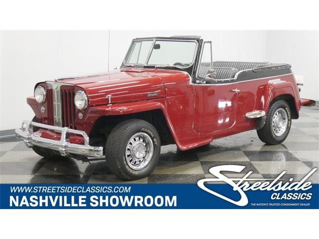 1948 Willys Jeepster (CC-1301929) for sale in Lavergne, Tennessee