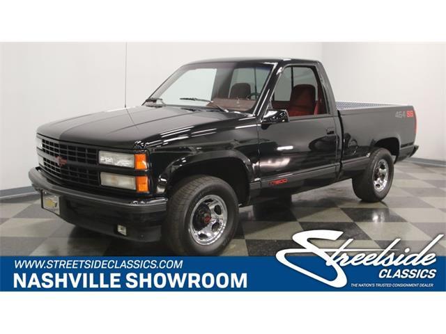 1990 Chevrolet Silverado (CC-1301931) for sale in Lavergne, Tennessee