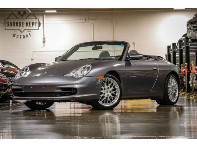 2003 Porsche 911 (CC-1301946) for sale in Grand Rapids, Michigan