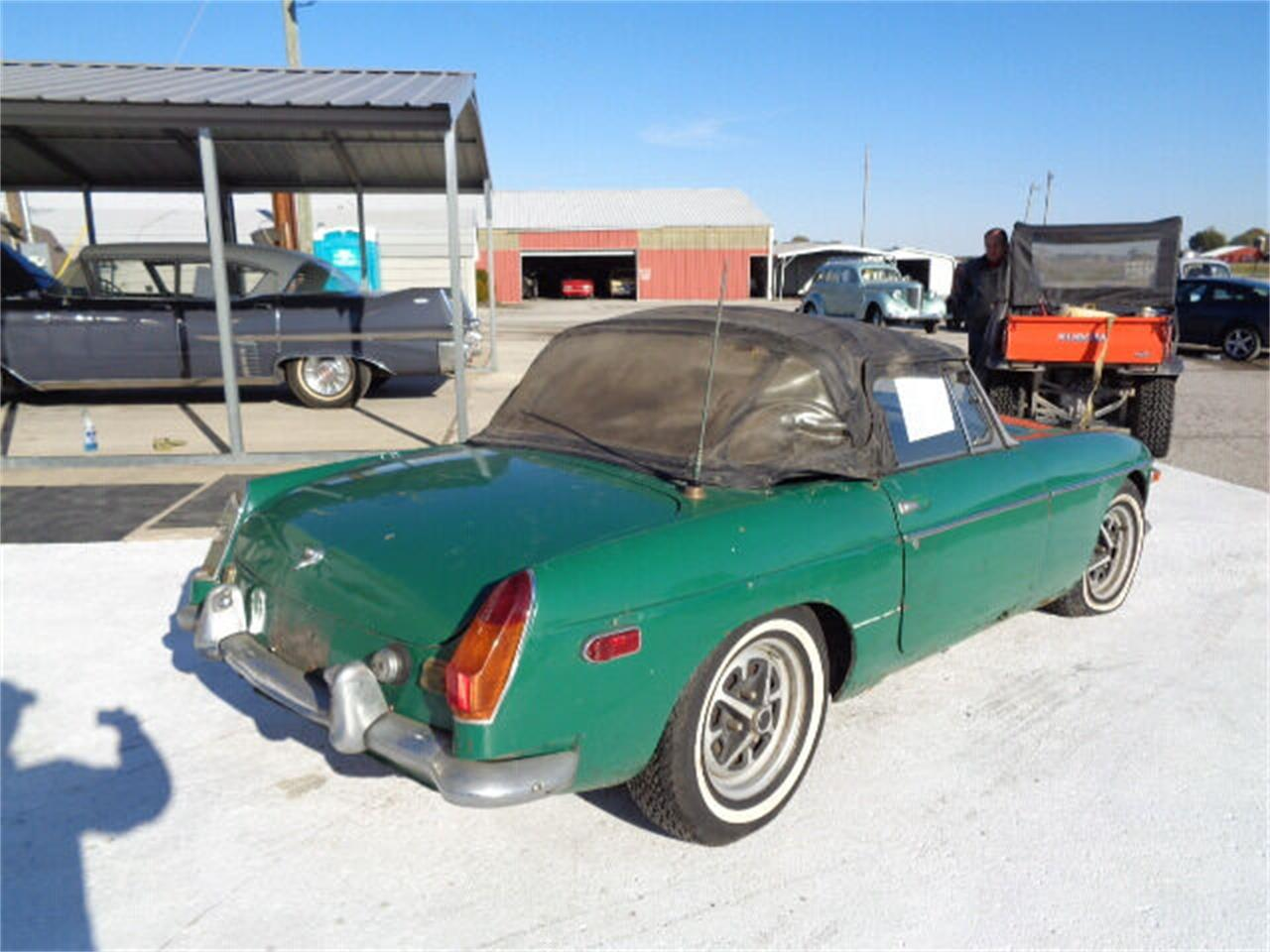 1963 MG MGB (CC-1301950) for sale in Staunton, Illinois