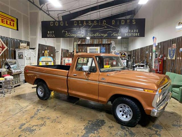 1977 Ford F150 (CC-1301961) for sale in Redmond, Oregon