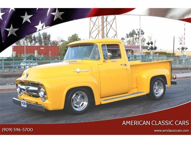 1956 Ford F100 (CC-1301964) for sale in La Verne, California
