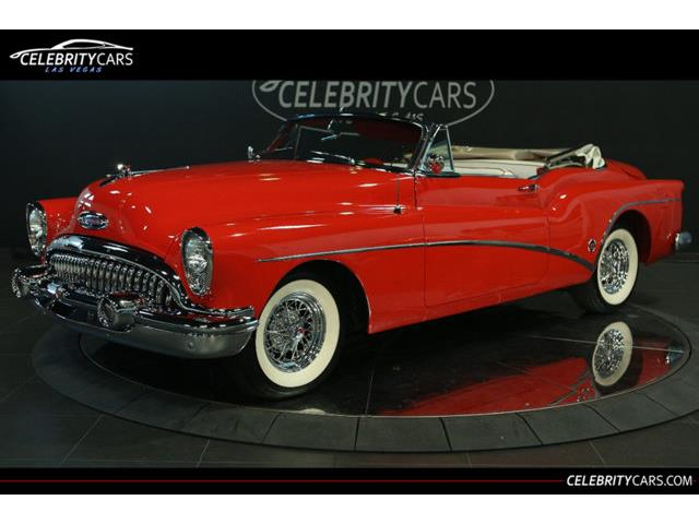 1953 Buick Skylark (CC-1301971) for sale in Las Vegas, Nevada