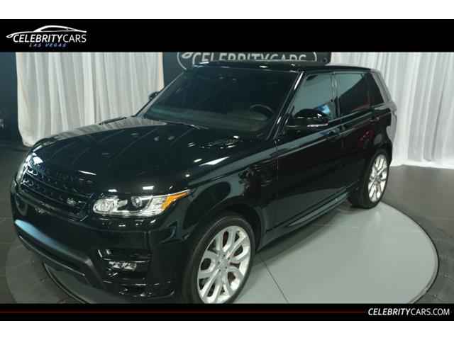 2017 Land Rover Range Rover Sport (CC-1301974) for sale in Las Vegas, Nevada