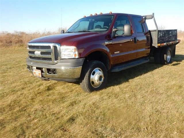 2007 Ford F350 (CC-1301975) for sale in Clarence, Iowa