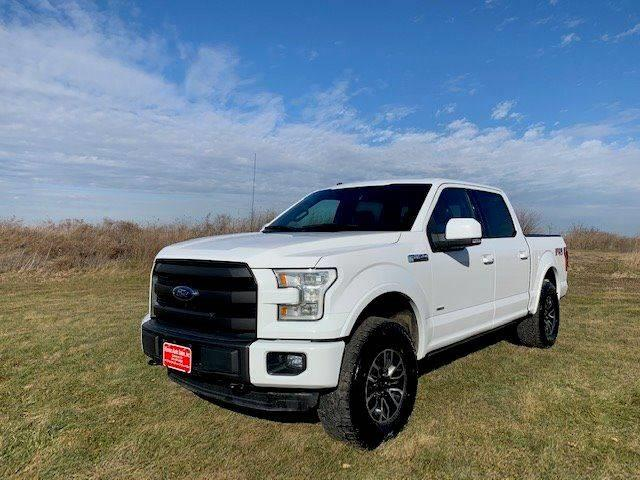 2015 Ford F150 (CC-1301977) for sale in Clarence, Iowa