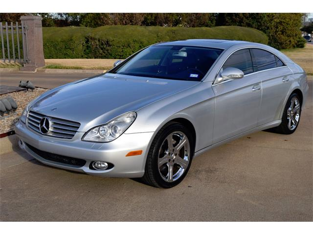 2006 Mercedes-Benz CLS-Class (CC-1301991) for sale in Fort Worth, Texas