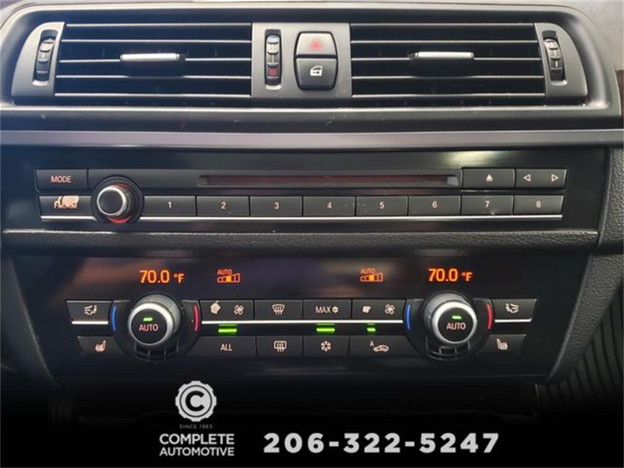 2011 BMW 5 Series (CC-1301999) for sale in Seattle, Washington