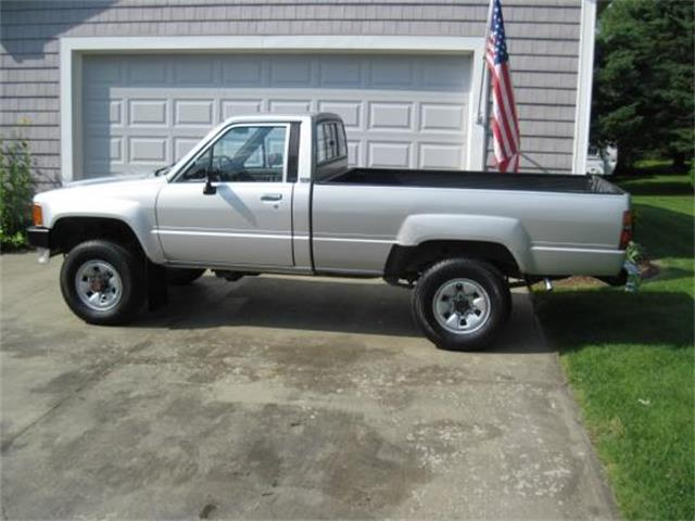 1986 Toyota Pickup (CC-1302022) for sale in Longmont, Colorado