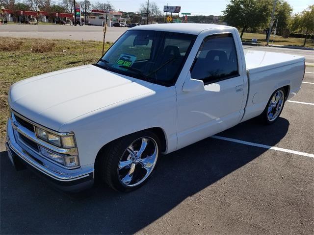 1989 Chevrolet Silverado (CC-1302023) for sale in Austin, Texas