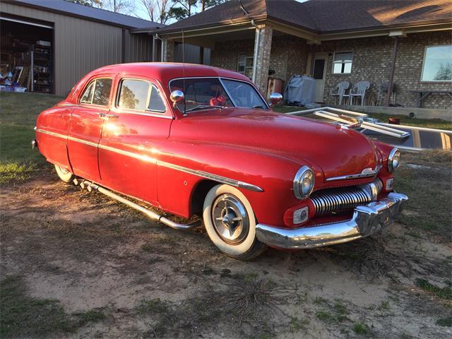 1950 Mercury 4-Dr Sedan (CC-1302025) for sale in CONROE, Texas