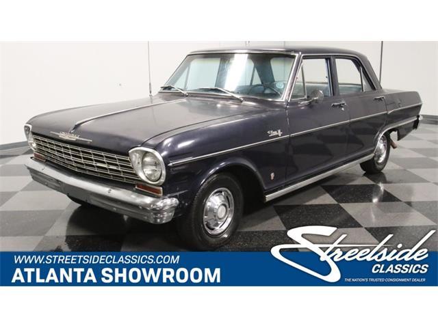 1964 Chevrolet Nova (CC-1302044) for sale in Lithia Springs, Georgia