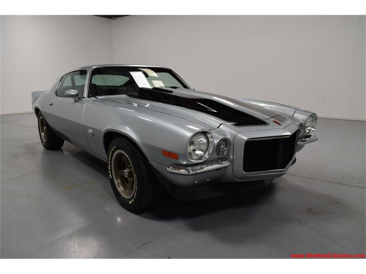 1972 Chevrolet Camaro (CC-1302055) for sale in Mooresville, North Carolina