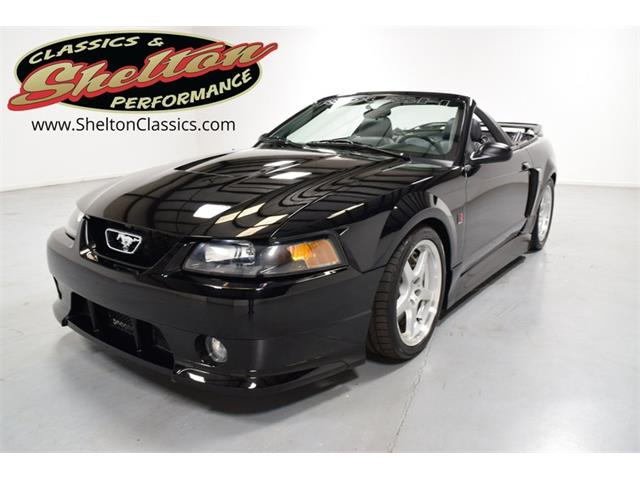 2001 Ford Mustang (CC-1302056) for sale in Mooresville, North Carolina