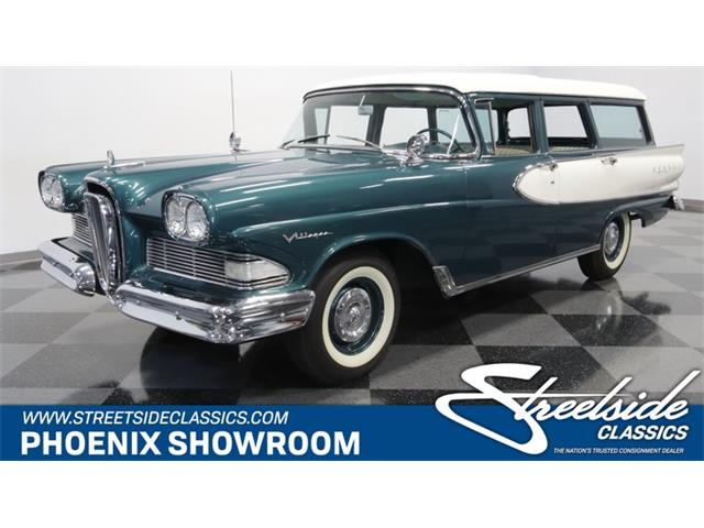 1958 Edsel Villager (CC-1300206) for sale in Mesa, Arizona