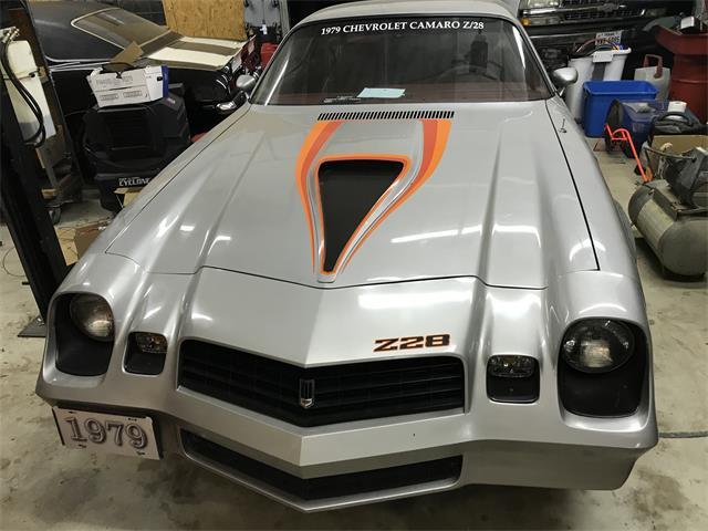 1979 Chevrolet Camaro SS Z28
