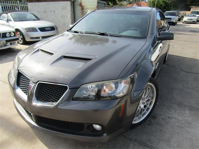 2009 Pontiac G8 (CC-1302086) for sale in Orlando, Florida