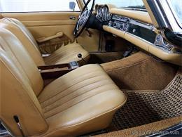 1968 Mercedes-Benz 280SL (CC-1302096) for sale in Addison, Illinois