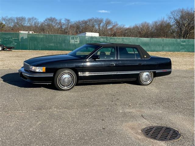 1996 Cadillac DeVille (CC-1302098) for sale in West Babylon, New York