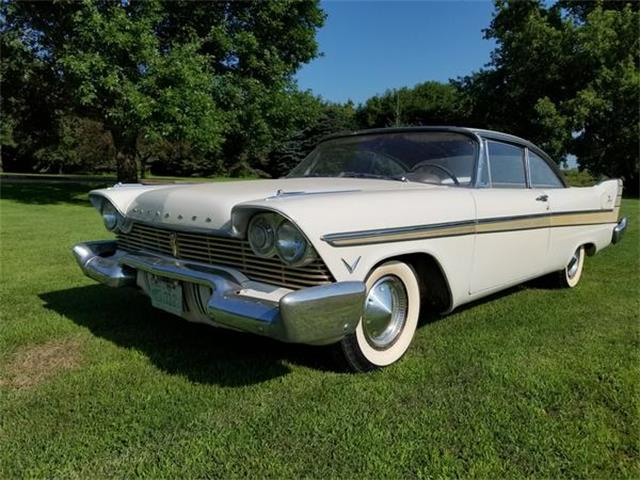 1957 Plymouth Fury (CC-1302116) for sale in New Ulm, Minnesota
