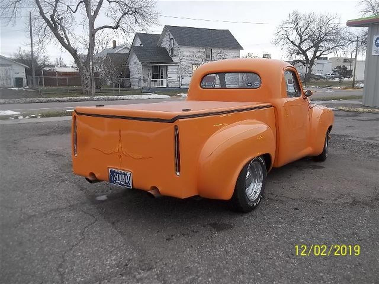 1949 Studebaker Truck (CC-1302132) for sale in Great Falls, Montana