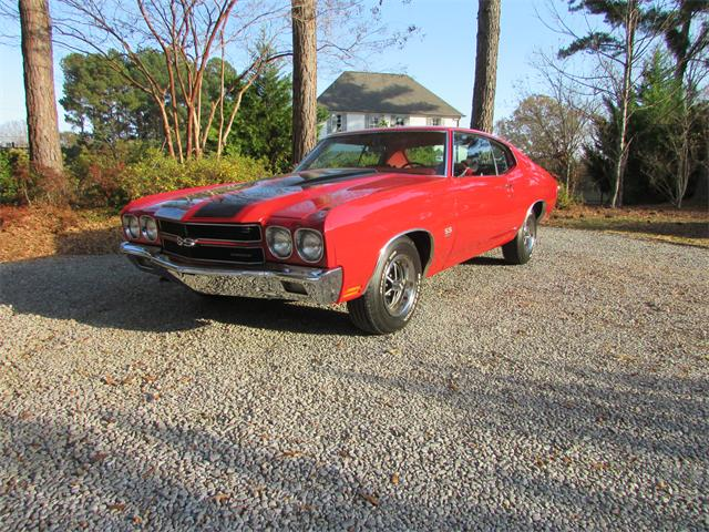 1970 Chevrolet Chevelle SS (CC-1302137) for sale in MADISON, Mississippi