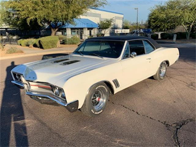 1967 Buick Gran Sport (CC-1302138) for sale in Phoenix, Arizona