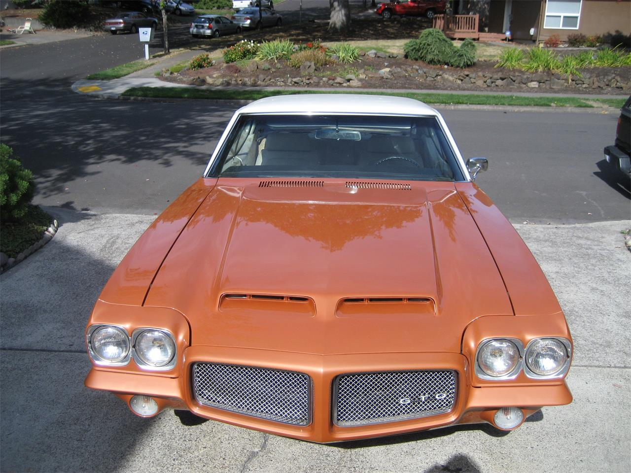 1971 Pontiac GTO (CC-1302139) for sale in Beaverton, Oregon